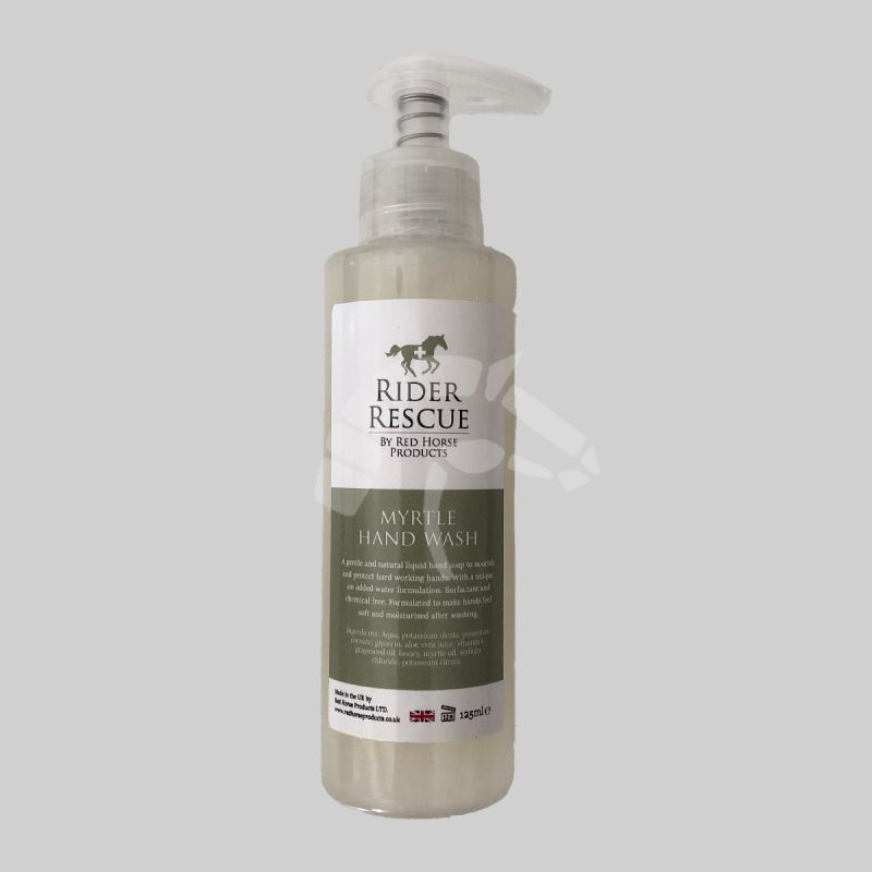 Red Horse Myrtle Handwash Seife 125ml
