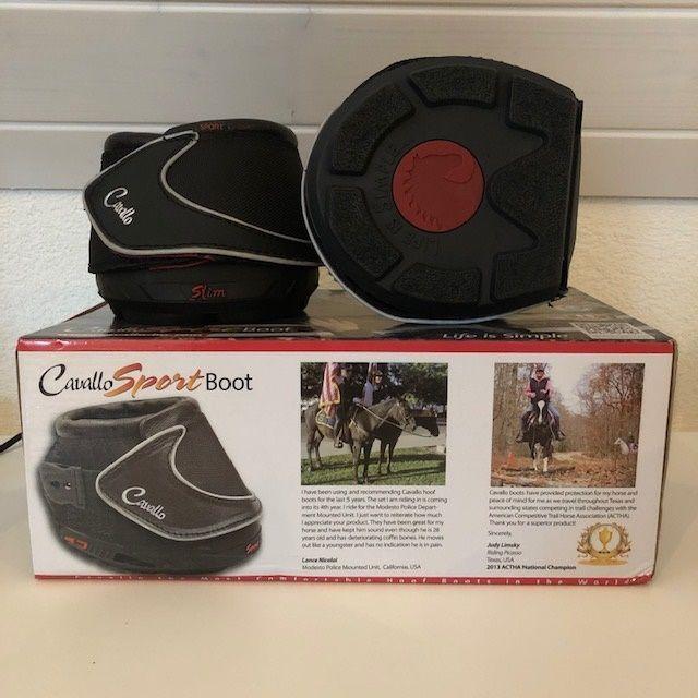 Cavallo Sport Grösse 2Slim ein Paar Neu