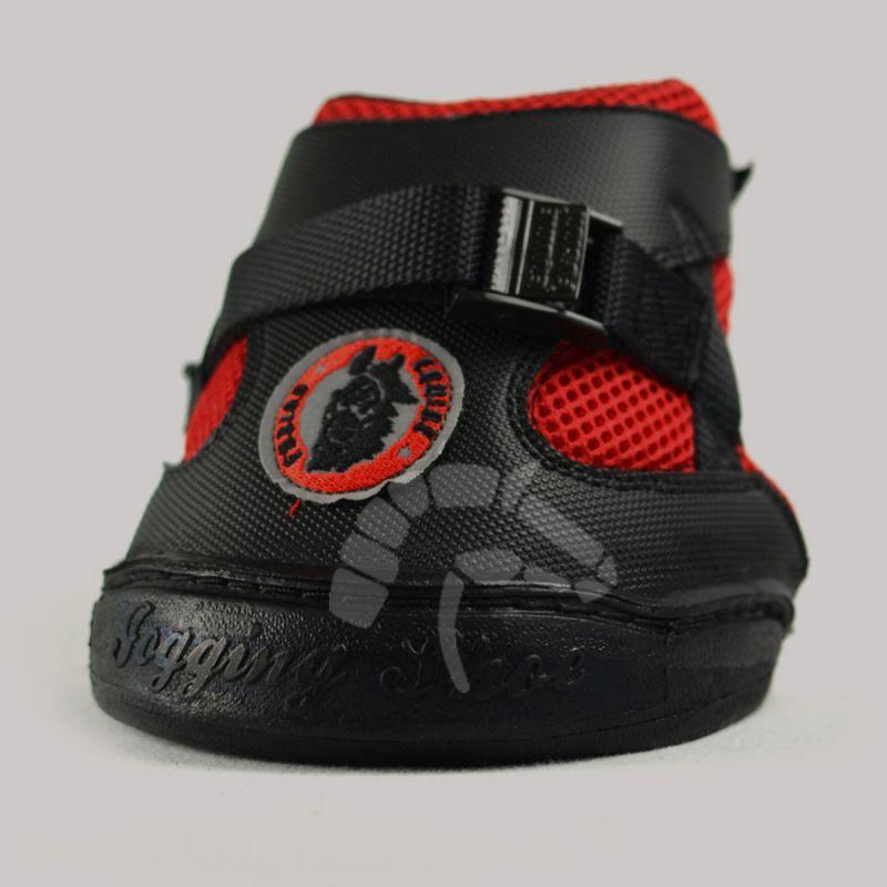 Equine Fusion Shoe Ultra rot / schwarz