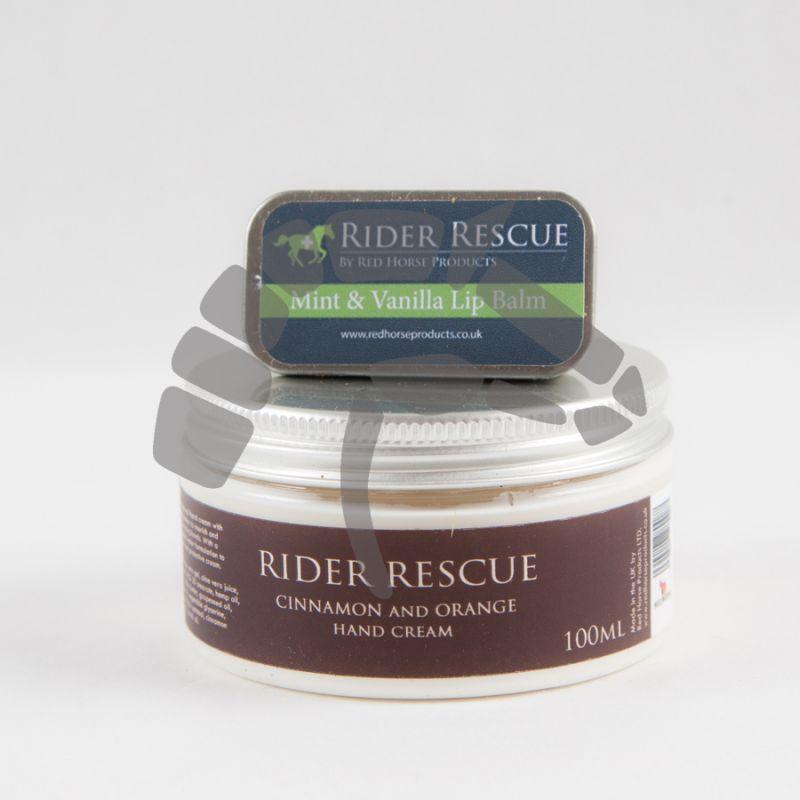 Red Horse Produkte Riders Rescue und Lipbalm