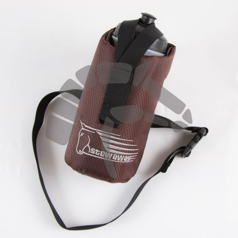 Easycare Stowaway Flaschenhalter braun