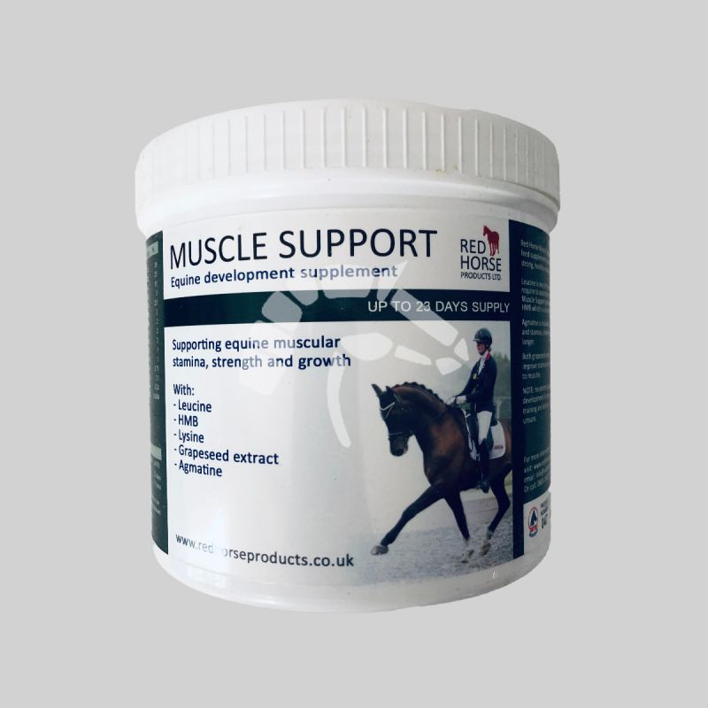 Red Horse Muscel Support 800gramm